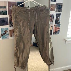calvin klein cargo pants
